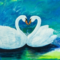 571201  Schwanenherz * Heart of Swanes