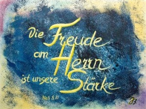 570807  Freude am Herrn * Joy of the Lord
