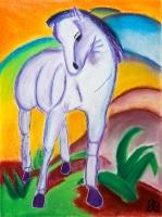 530309  Marc Pferdegeist * Horse Spirit