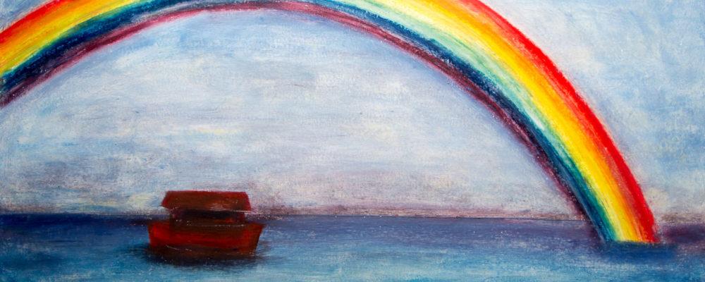 580703 Regenbogen 2 * Rainbow 2