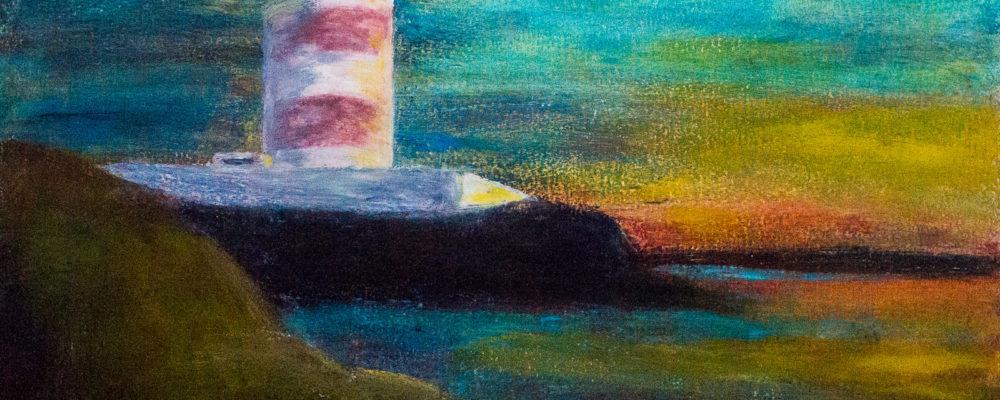 580802 Hook Head Leuchtturm * Lighthouse Ireland (Horizont Serie)
