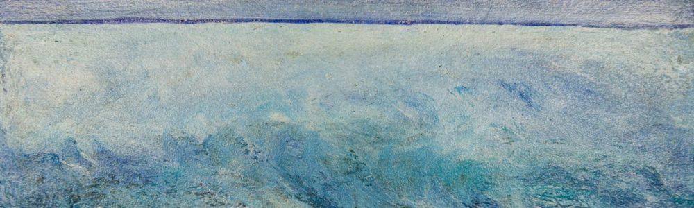 580905 Blauer Horizont * Blue Horizon