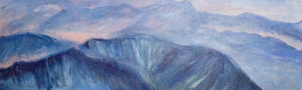 581008 Alpenkette * Alpine Peaks