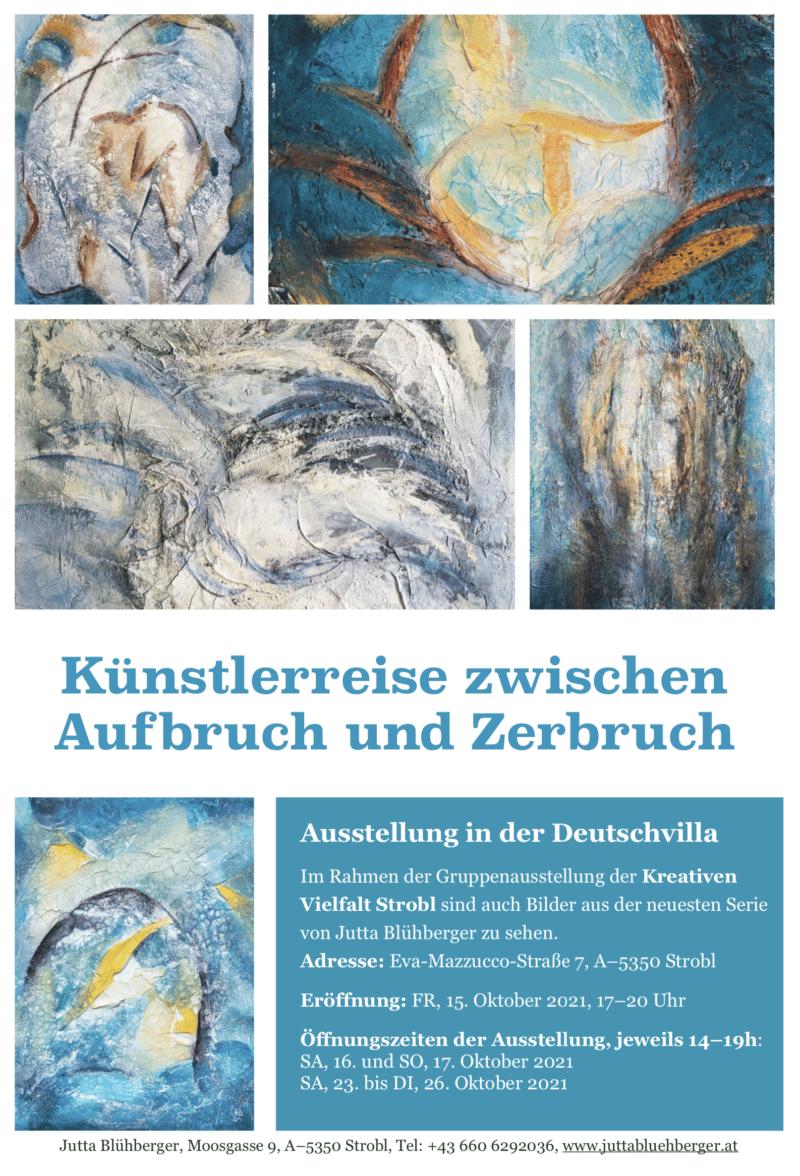 Einladung Deutschvilla Oktober 2021