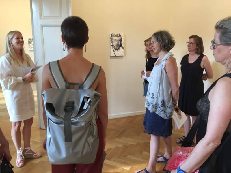 Ausstellung Elizabeth Peyton Salzburg