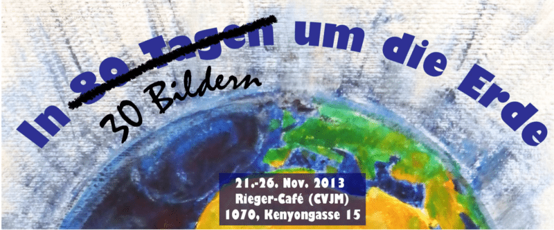 Watercolor Landscapes – Exhibition 2013