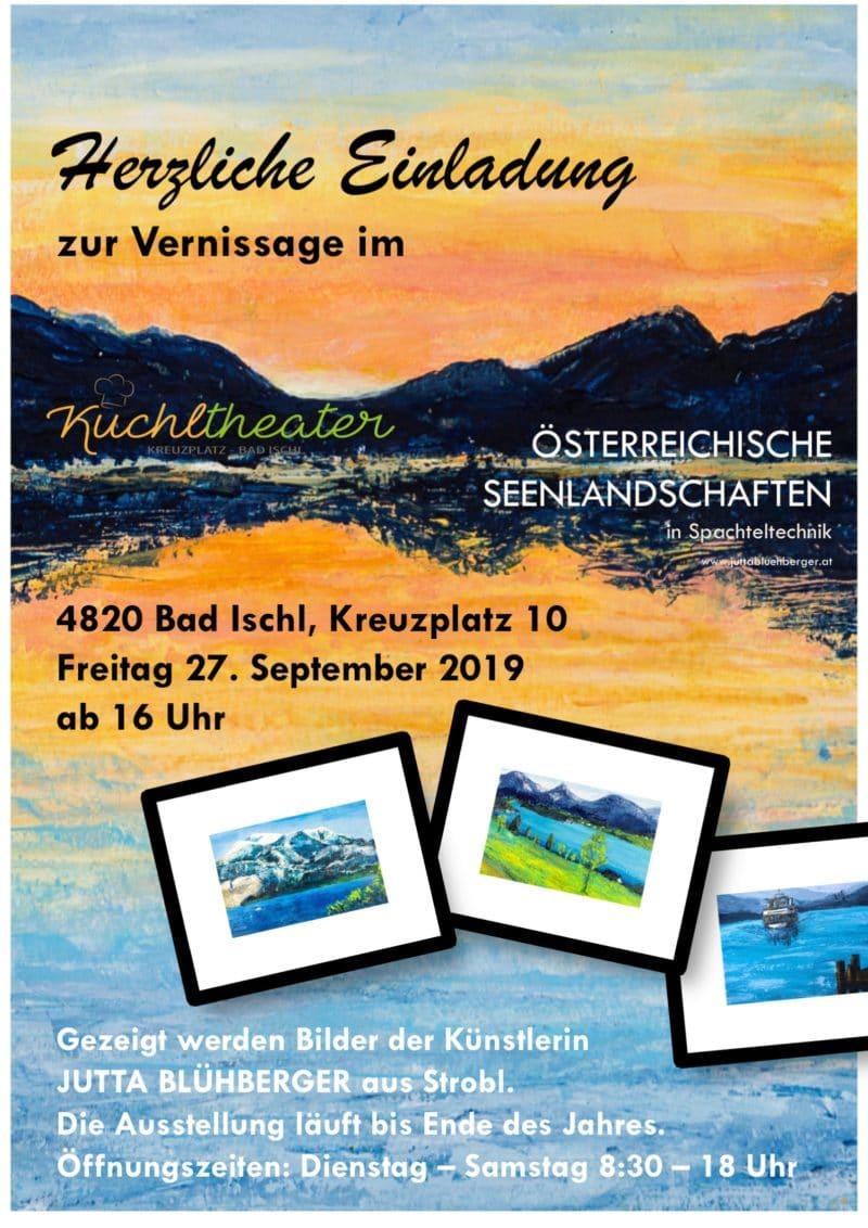 Kuchltheater Poster