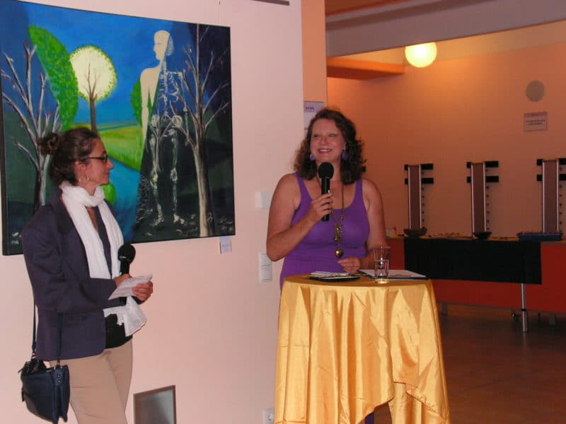 Vernissage im Atrium Bad Schallerbach