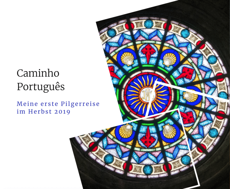 Photo album of the Caminho Português
