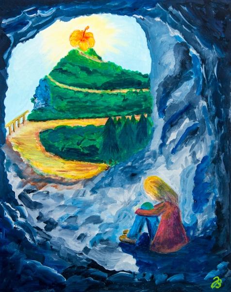 Die Höhle der Angst